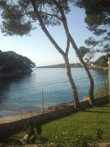 spiaggia 250 m. casa, Cala Petit