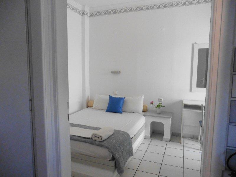 Fully equipt apartment in centre of popular beach resort apartment ,