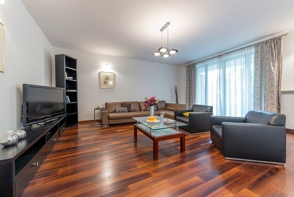 3 Bed. Apartment PATRIA LUX, vacation rental in Warsaw