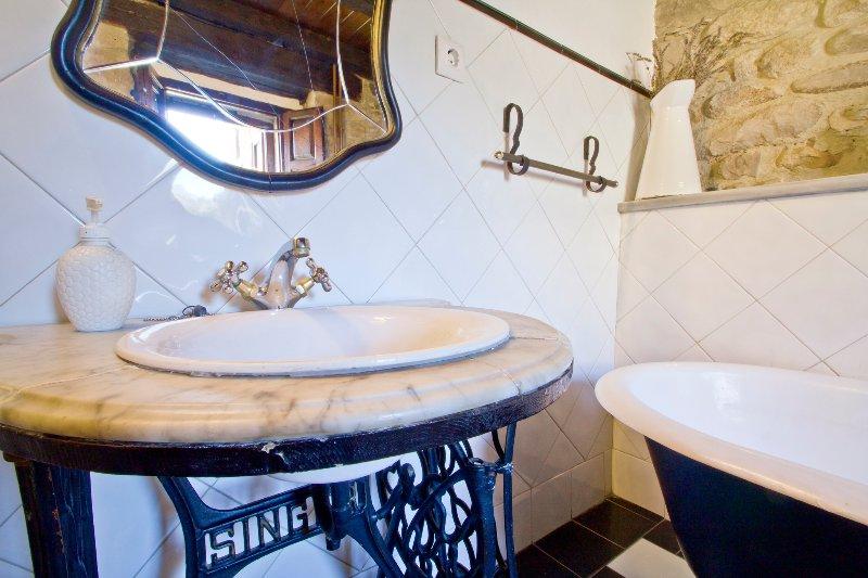 Baño para compartir en espacios comunes.