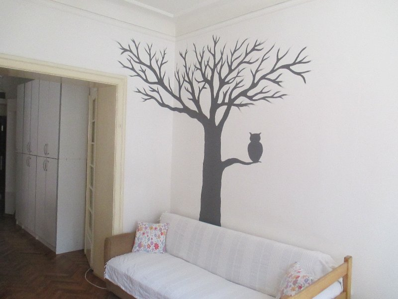 Cool and comfortable one bedroom apartment, holiday rental in Belgrade