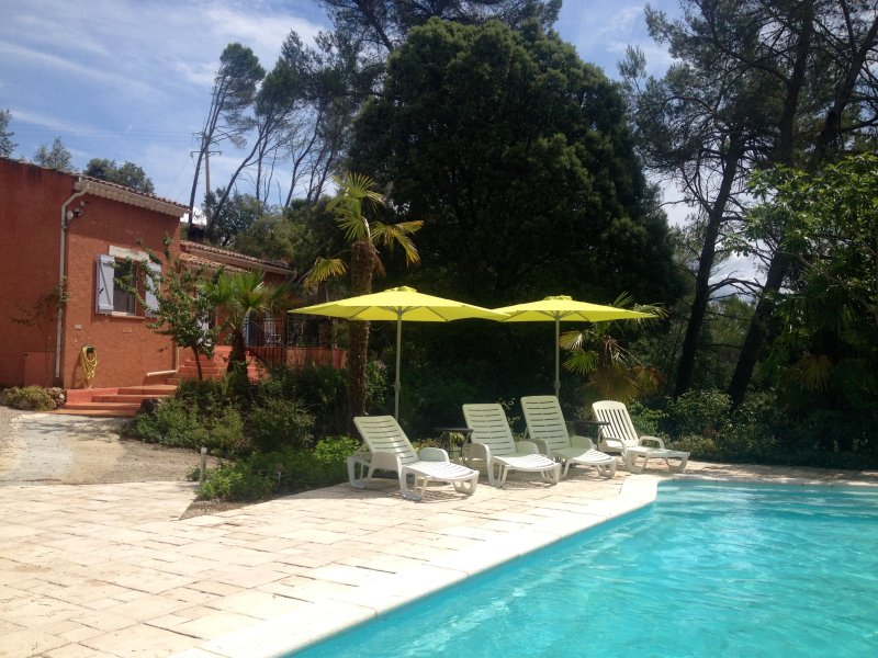 Villa Margaux, location de vacances à Sillans-la-Cascade