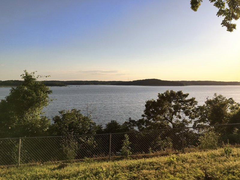 best view truman lake, holiday rental in Tightwad