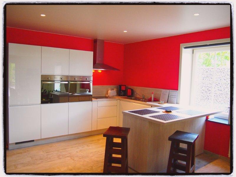 Superbe gîte l 'Archipel Studio rez-de-chausée complètement neuf, vacation rental in Flobecq