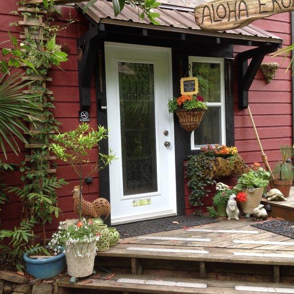 Magnolia Petal Alojamento Entrance