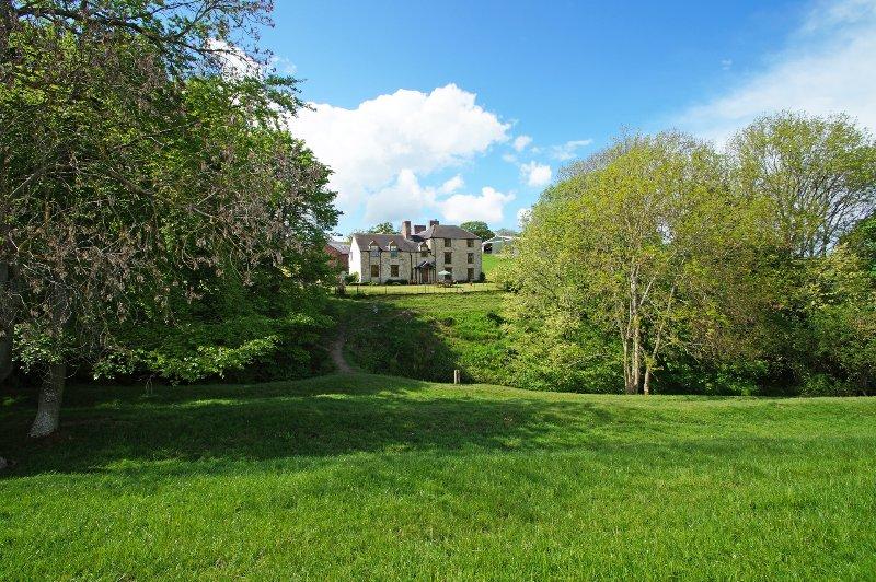 Sulla base di una fattoria di famiglia che lavora nella splendida Valle di Clwyd