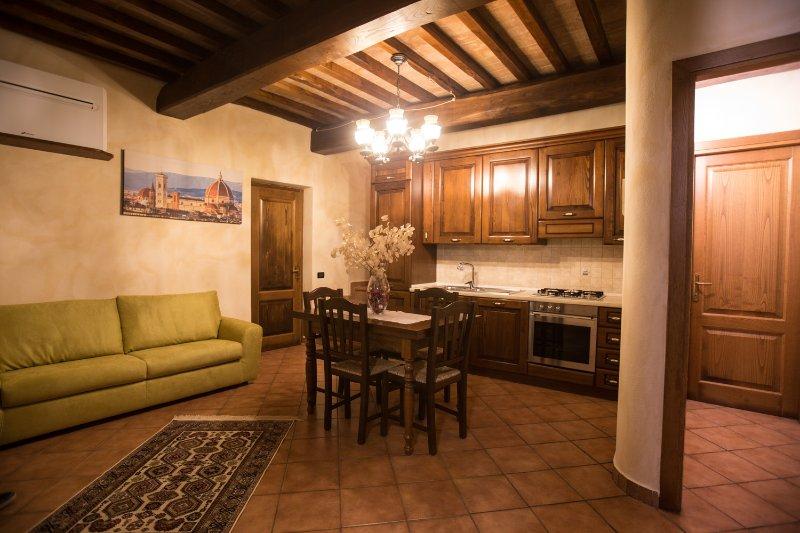 Borgo dei Gigli - Appartamento Giglio Arancione, Ferienwohnung in Lamporecchio