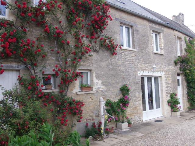 gite LA MAISON des ROSES, alquiler de vacaciones en Calvados