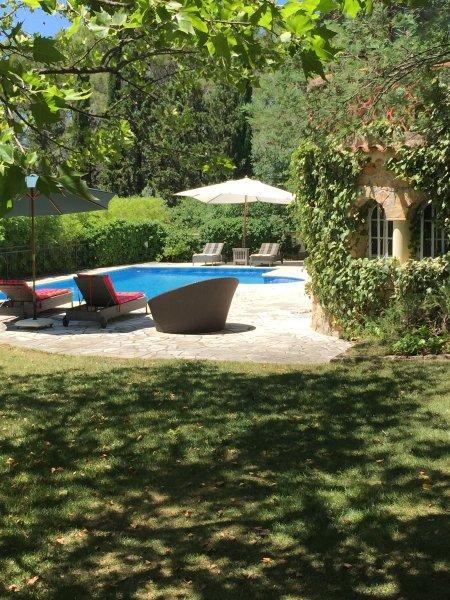Luxury Holiday Villa Calla, holiday rental in Seillans