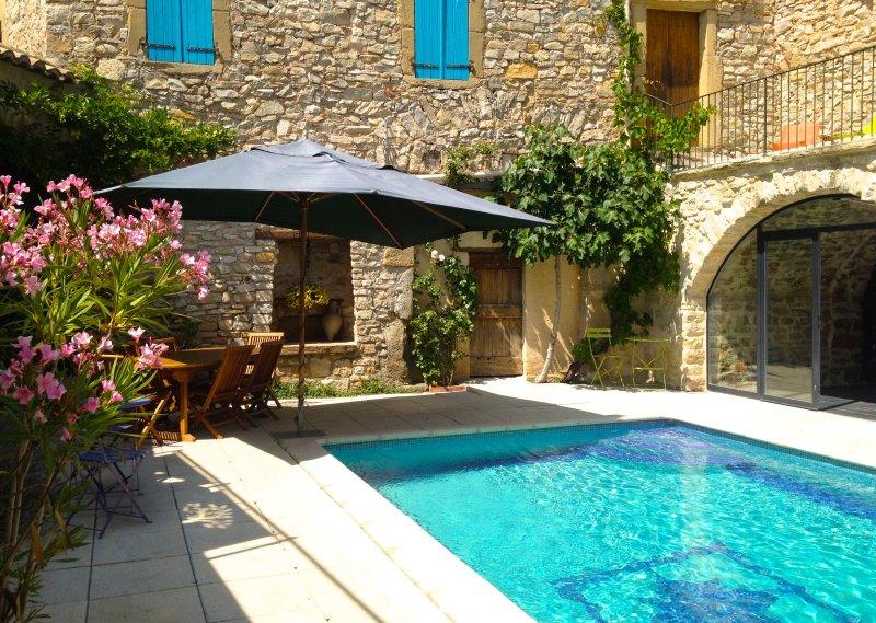 L'Autre Maison, house near Uzes for holiday rental, holiday rental in Saint-Maurice-de-Cazevieille