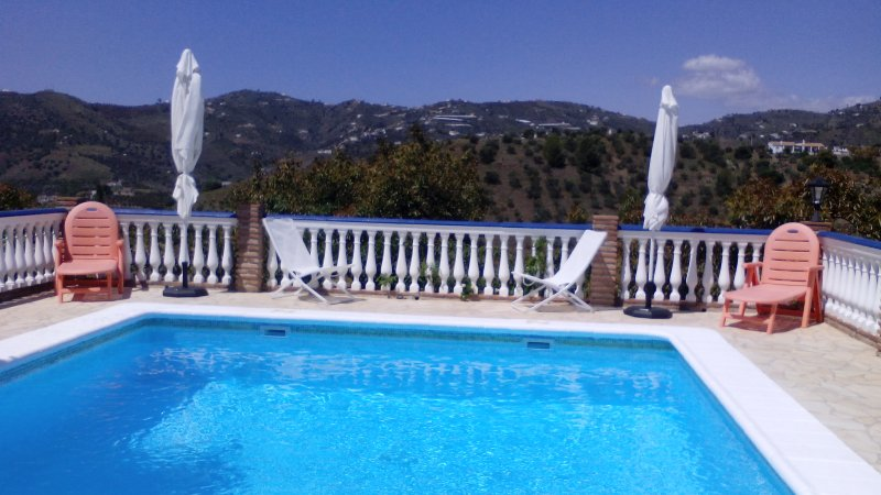 Cortijo el Alcarreño, vacation rental in Frigiliana