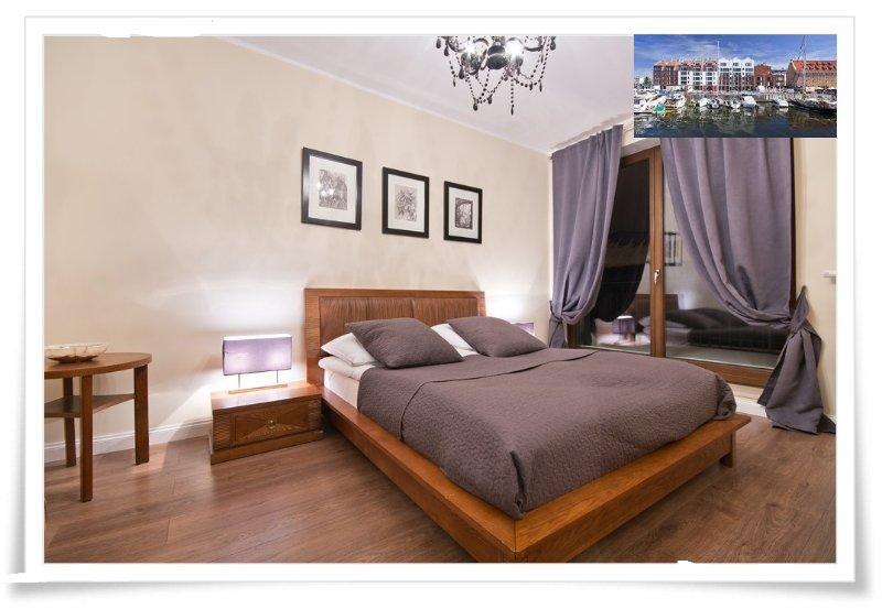 Camera da letto 1 con la terrazza.