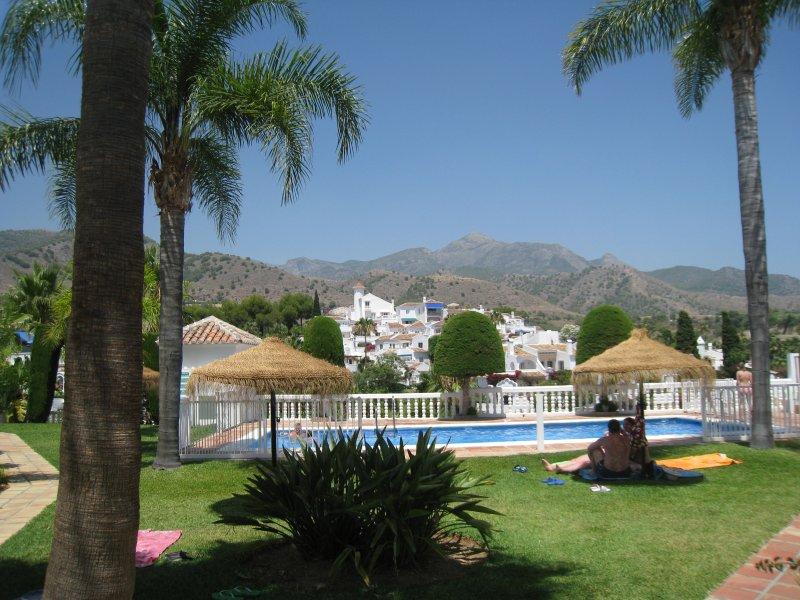 Oasis de Capistrano pool area no. 2 with mountain view