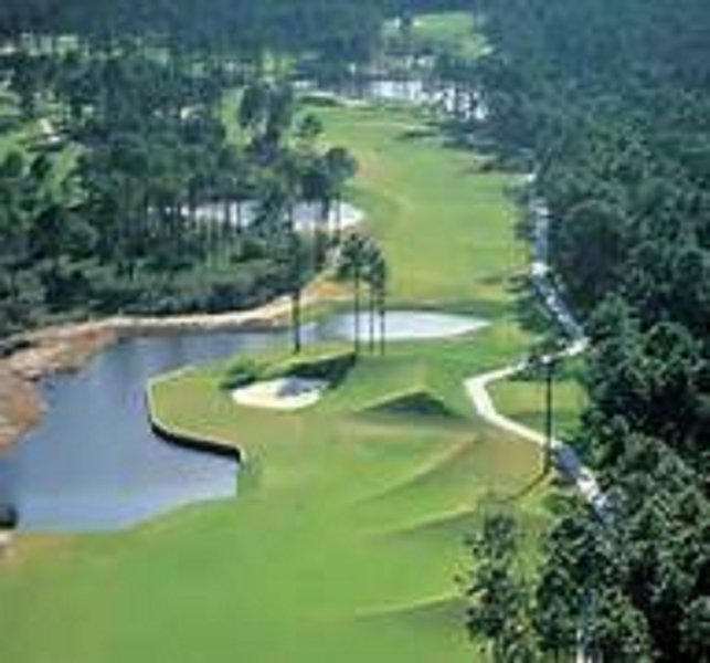 Hilton Head Island is famous for their Golf Courses