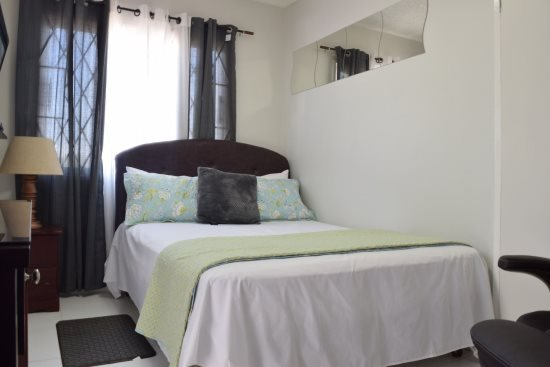 Queen Sized Air Conditioned Bedroom