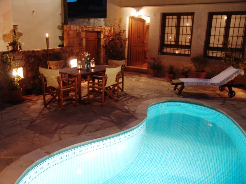 Villa ARIADNI, vacation rental in Kolymbari