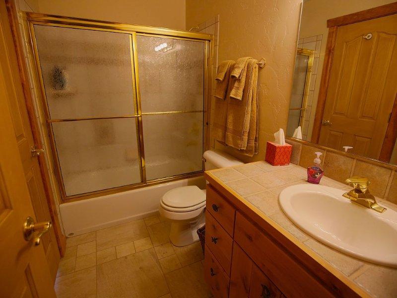 Master bathroom - 1 of 3 full bathrooms!
