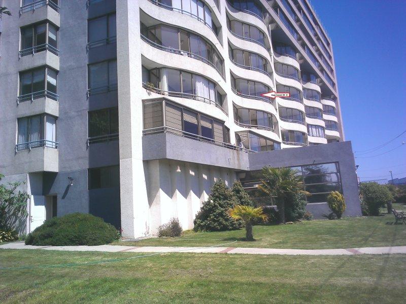 Gran Ocèano  Apartment