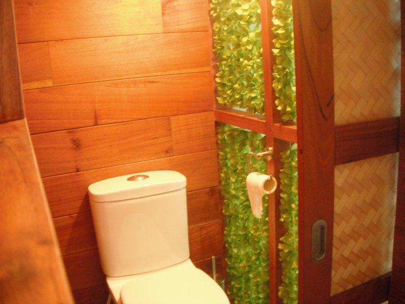 WC en la habitación principal