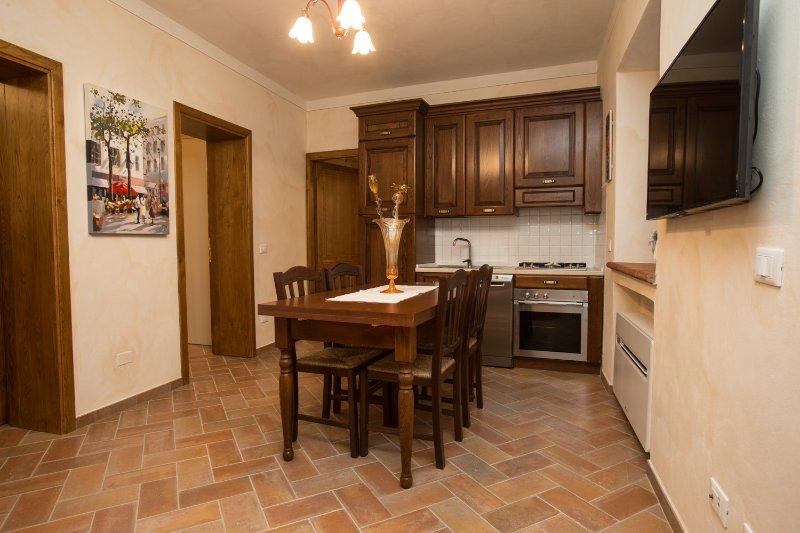 Borgo dei Gigli - Appartamento Giglio Bianco, Ferienwohnung in Lamporecchio