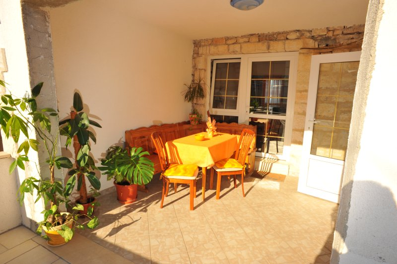 Furnished Terrace