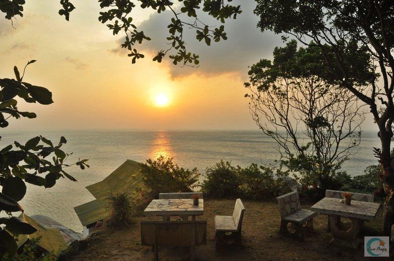 The Ocean Phangan Homestay ist der Ort für den Naturliebhaber.
