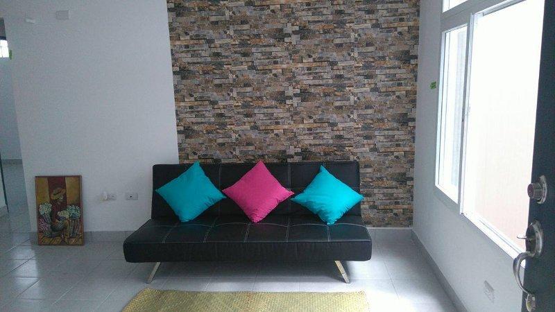 Apartamento acogedor y nuevo en la mejor localidad, alquiler de vacaciones en Tegucigalpa