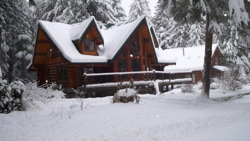 Executive Family Friendly Retreat – semesterbostad i Glacier