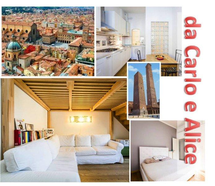 a Bologna 'da Carlo e Alice', holiday rental in San Donino