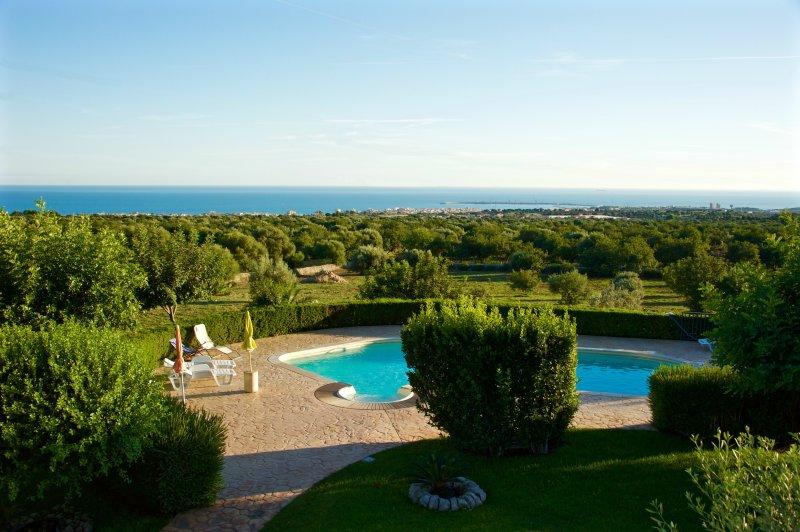 Villa Casa Giorgio, holiday rental in Zappulla