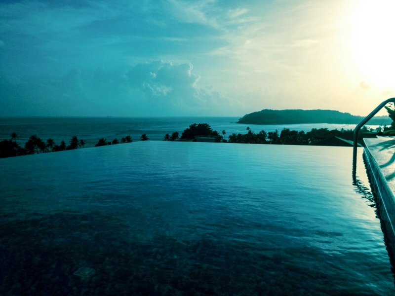 DOLPHIN HEIGHTS, Ocean View Villa & Infinity Pool, vacation rental in Candolim