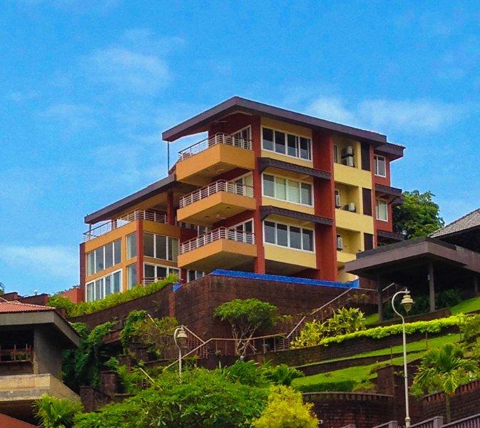 El Ocean Heights Villa, Goa.