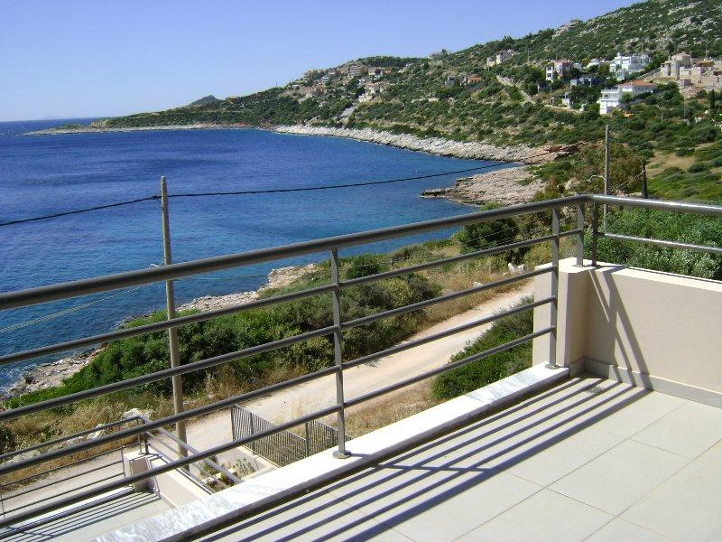 Beach House, Dikastika (Sxoinias), vacation rental in Marathon