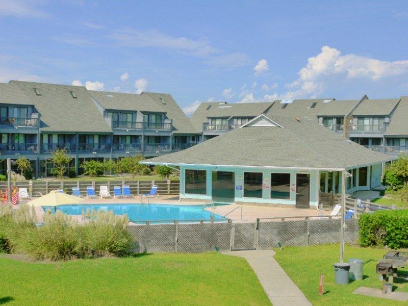 Outdoor Pool & Indoor Pool