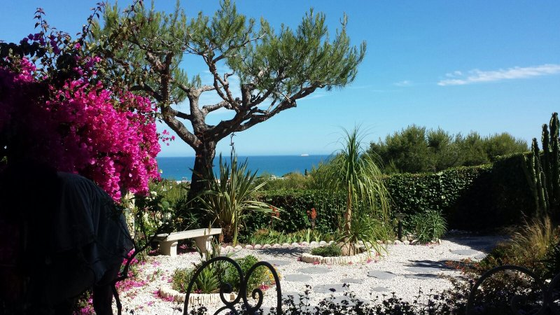 Zwischen Nizza und Cannes, Ferienwohnung in Villeneuve-Loubet