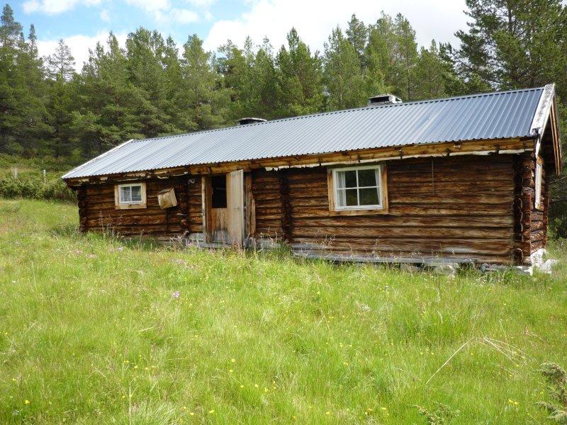Nordre Moen hytte og seter, nær Rondane, casa vacanza a Mysuseter