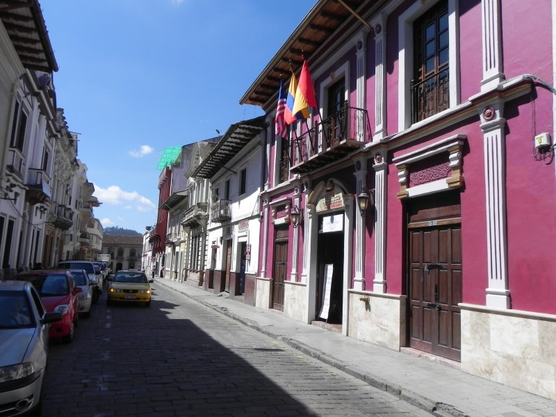 APARTMENT IN HISTORICAL CENTER OF CUENCA, casa vacanza a Provincia di Azuay