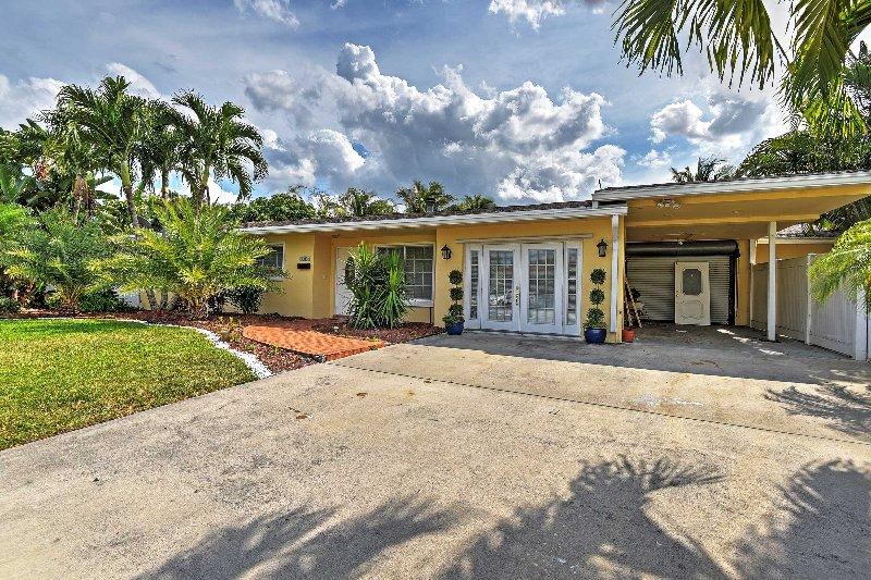 Inizia la tua fuga in Florida in questa splendida casa in affitto!