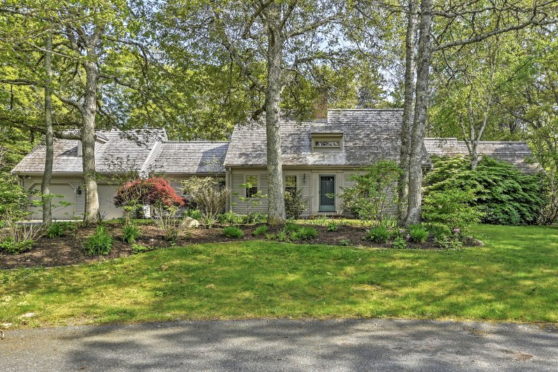 The ultimate Falmouth retreat awaits at this magnificent vacation rental home!
