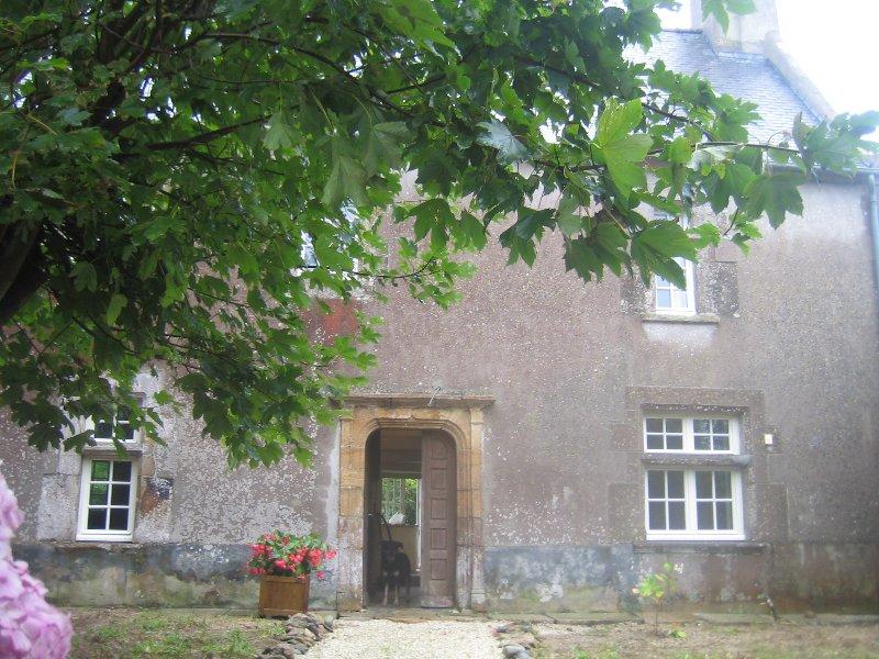 Maison de caractère à Kersaint Landunvez, location de vacances à Landunvez