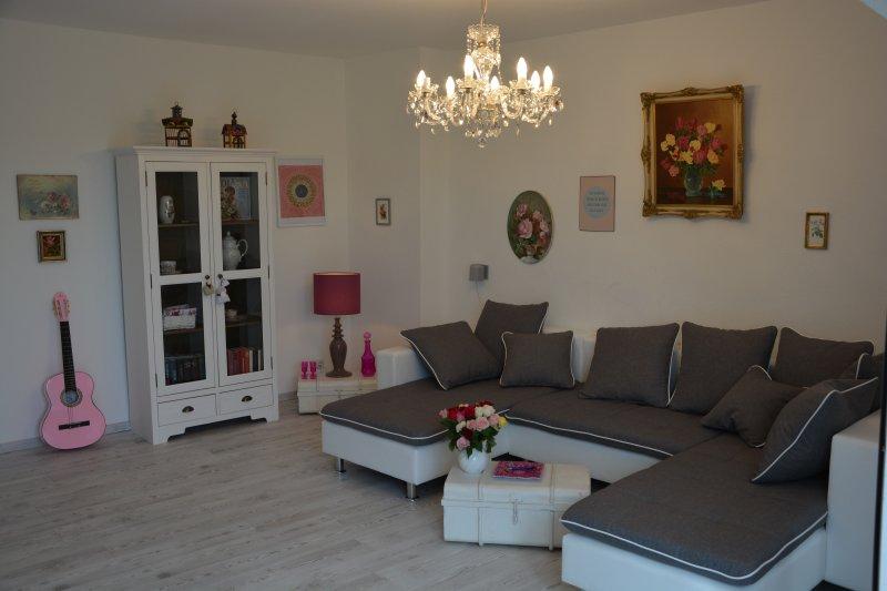 Wohnzimmer Rosengarten