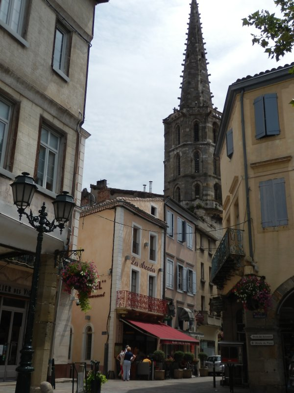 The town of Limoux