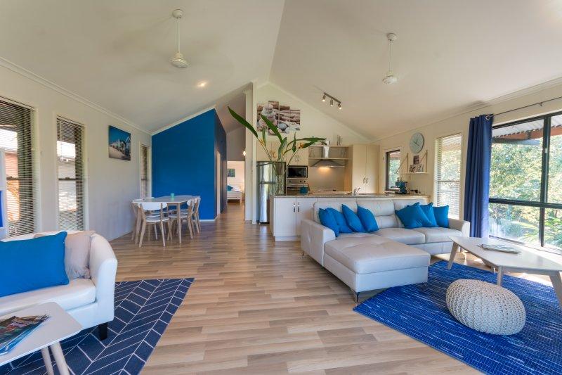 louer appart Wongaling Beach beach Cottage