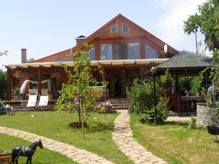 Villa Vlad Tepes/Snagov, aluguéis de temporada em Snagov