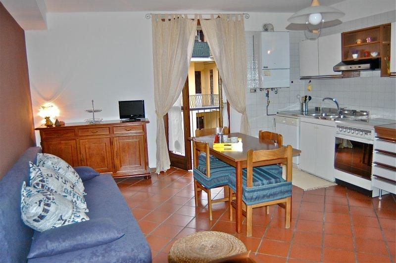 Katia's house Meina, Ferienwohnung in Meina