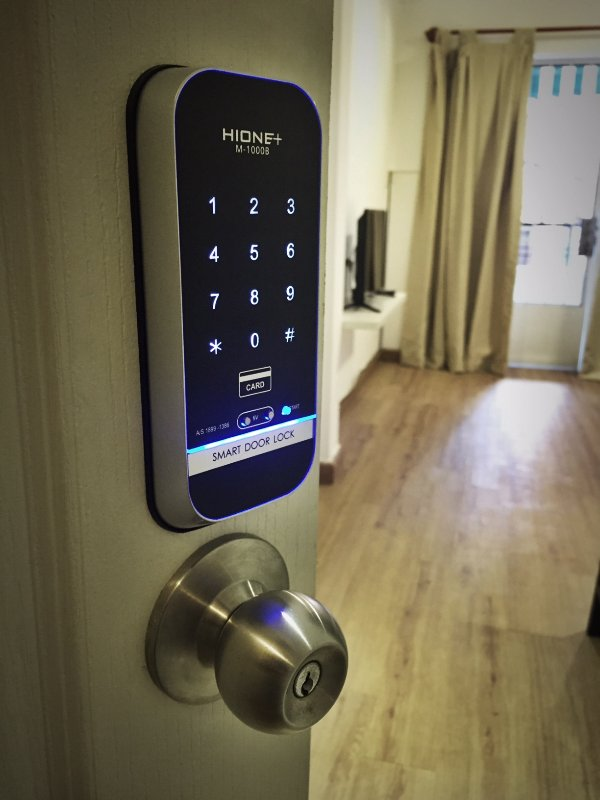 smart locks for comfort and safety