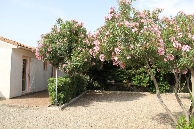 maison 200 m de la plage, holiday rental in Valras-Plage