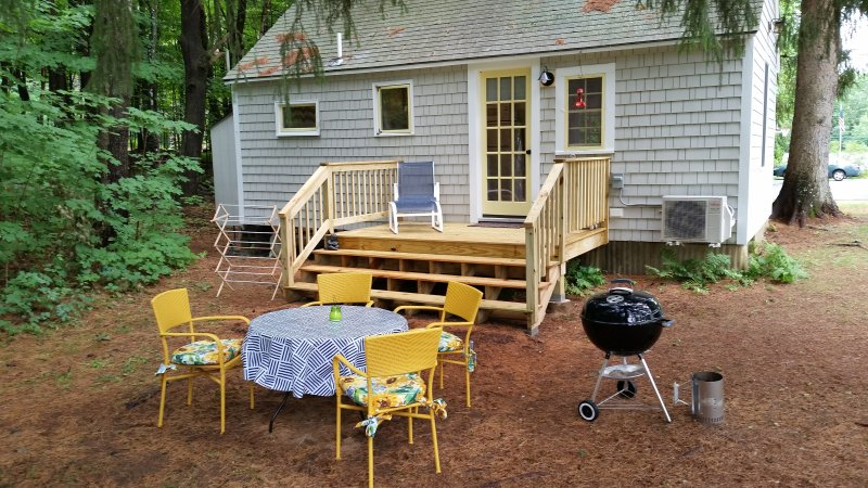 Spruce Camp at Grey Shingles Camps, holiday rental in Milton Mills
