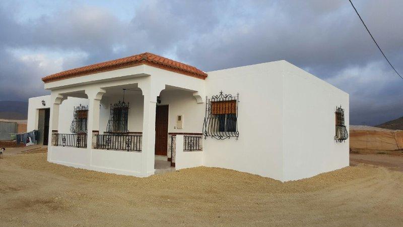 Casa Nazareno – semesterbostad i El Toyo