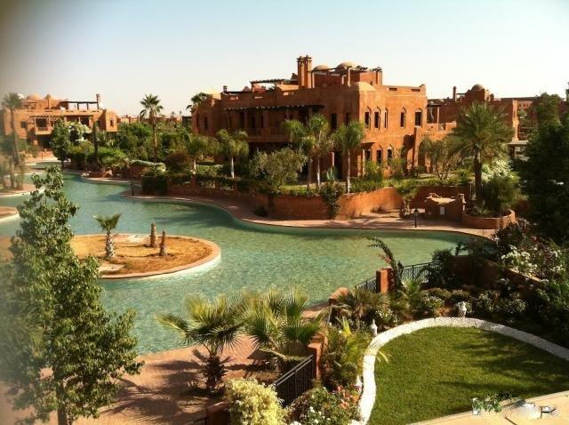 Palmeraie Appart Hôtel Vue Piscine Montagne - Marrakech - appartement
